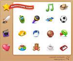 Buddypoke Icons
