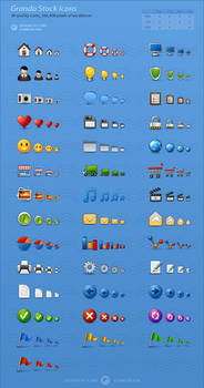 Granda Stock Icons