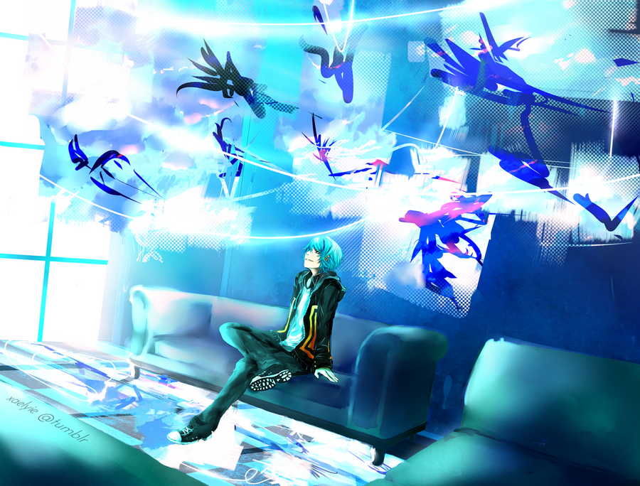 Drawing 8 by xaelyie