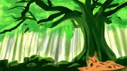 Tree practice by Jyrup