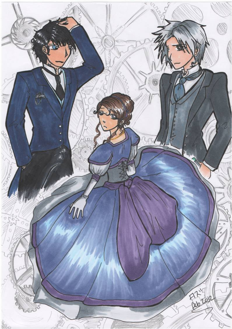 TID on Pinterest | The Infernal Devices, Cassandra Clare and The ...