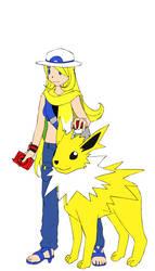 Pokemon Trainer for dragonriser15 by Zepher87