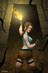 Tomb Raider by Shadee2D