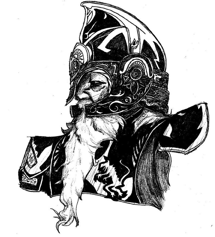 The Dwarf Lord by ShamDaddy