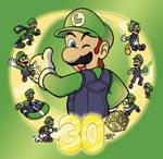 Luigi - 30 years together