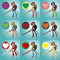 SCS #1 -Classic - Variant Colours