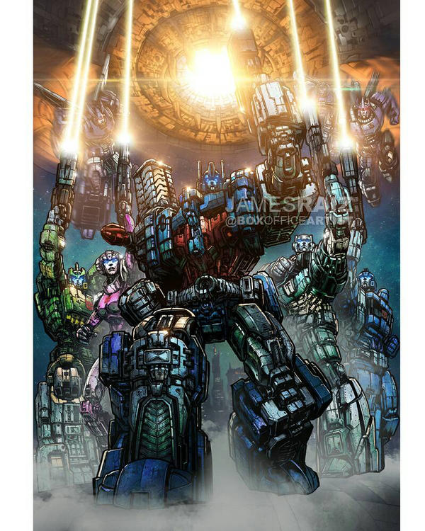 Transformers the movie 30th anniversary tribute by boxofficeartist on deviantart - Transformers 2 box office ...