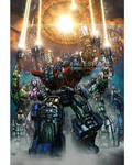 Transformers The Movie 30th Anniversary Tribute