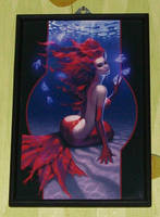 Calypso Print by 4u64ica