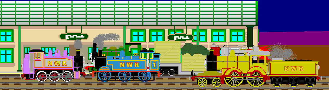 thomas and friends harold the helicopter with Thomas X Rosie Molly 283150992 on 431 in addition 361911314364 furthermore Watch together with Thomas Xl Sprites 1 284590295 additionally File DuckTakesCharge55.