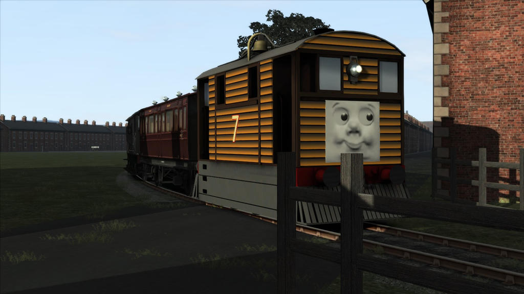 An update on Ffarquhar's Tramways by Mdk103