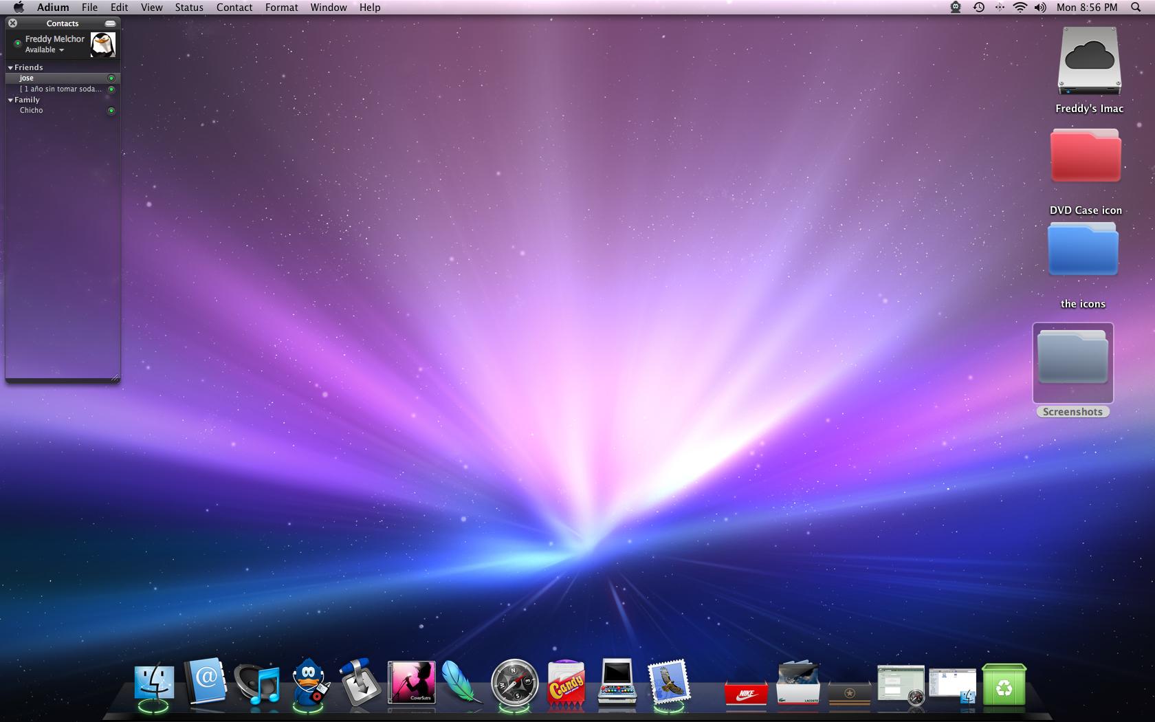 Mac Screenshot By M3lchor Mac Screenshot By M3lchor