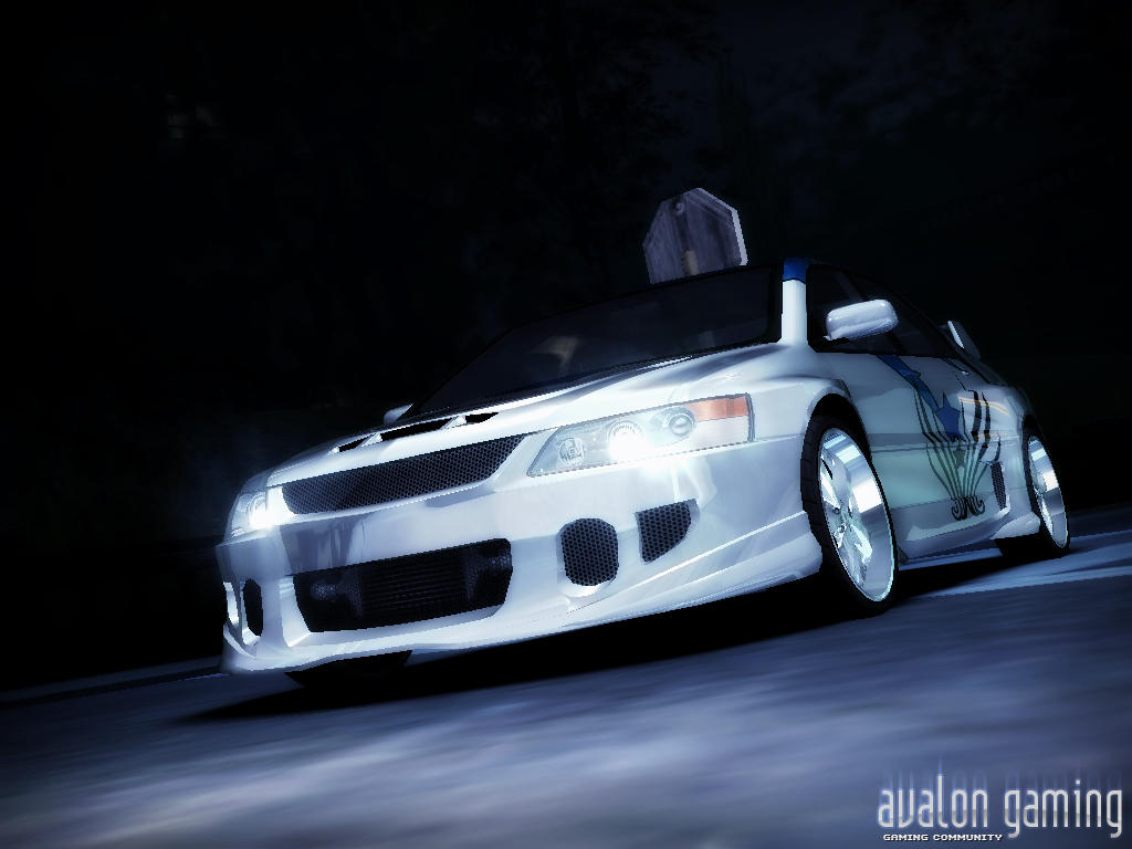NfS Carbon Wallpaper by Sonic-TM