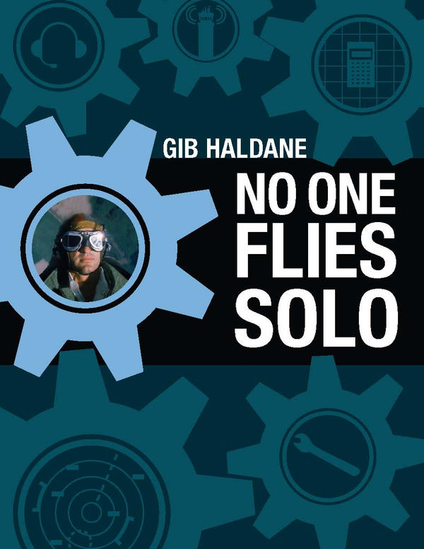 No One Flies Solo by STDesigns