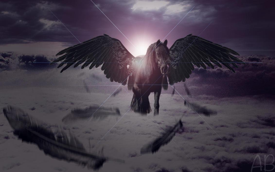 Dark Angel by irishchromebird