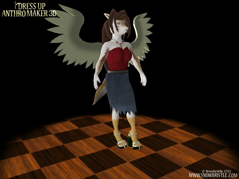 anthro maker 3d art by snowbristle on deviantart