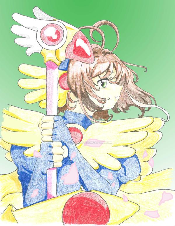 Cardcaptor Sakura by printingpony85