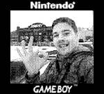 Gameboy Camera Selfie
