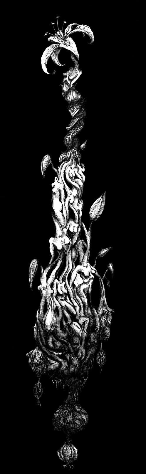 Tiger Lily by chinakappu