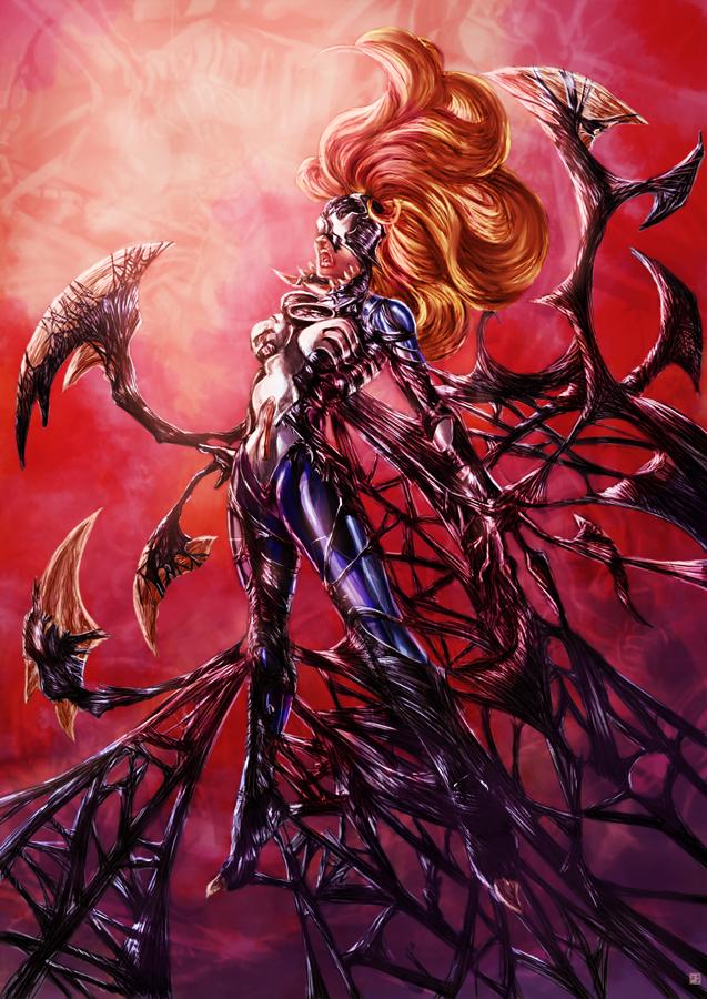 Susan Symbiote Ver 2 by cric