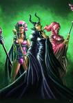 Maleficent Evil Lyn Shadow Weaver