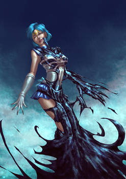 Sailor Mercury Symbiote