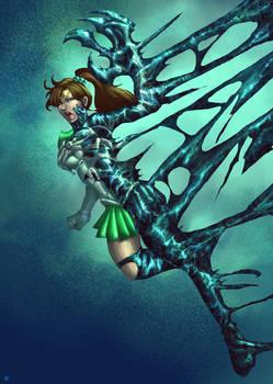 Sailor Jupiter Symbiote