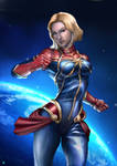-Patreon- Capt Marvel