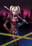 -Patreon- Harley Quinn