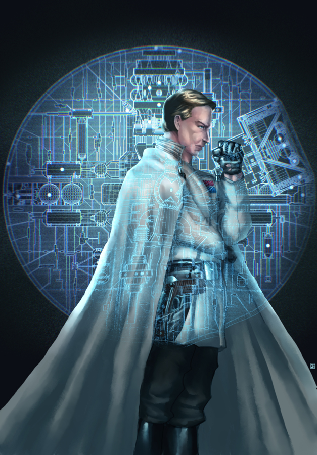 Rogue One Krennic by cric