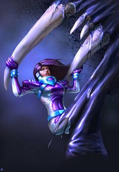 Alienator Lucy Symbiote