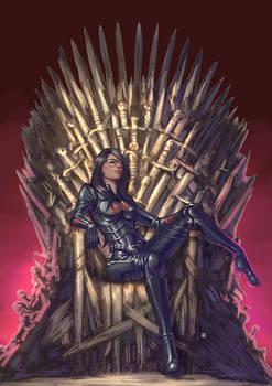 Commission-Iron Throne Baroness