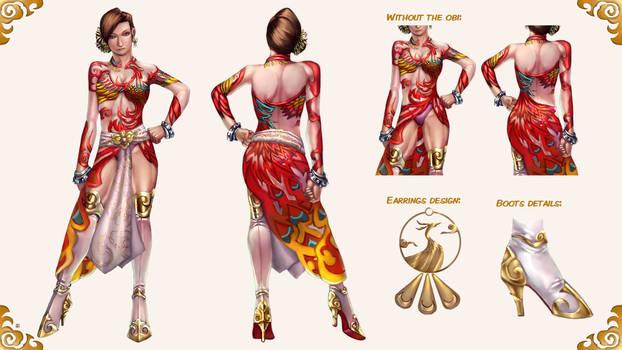 Street Fighter V Costume Contest Chun Li