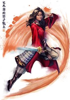 Shadow of Mulan