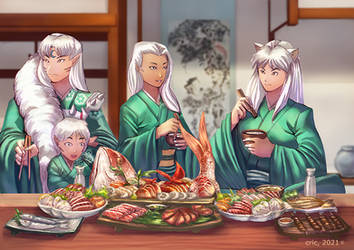 Commission- Welcome to this World Seiichimaru
