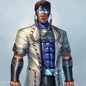 Commission - Super Doctor