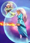 Commission- Take off Now Seiichimaru!