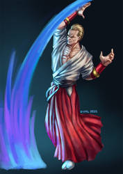Commission- Geese Howard by cric