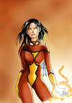 Jessica Drew, The Spider Woman
