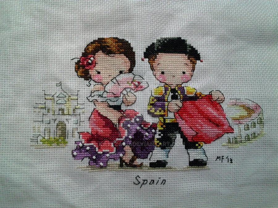 Spain Couples by Katezath