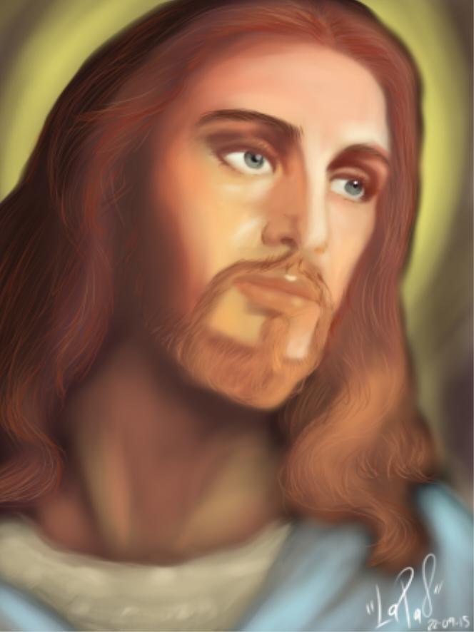 Jesus el Cristo by dogerbox