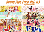 [190114]SHARE FREE-PACK PSD #3