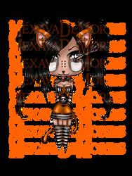 Chibi Premade! Kitty Skellingmew