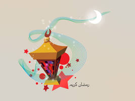 ramadan lantern by gaafary
