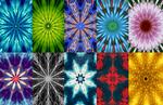 Some other Kaaleidoscope/ mandala designs SET 3 by Crishzi