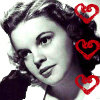 Judy Garland is love by bohemiangirl87