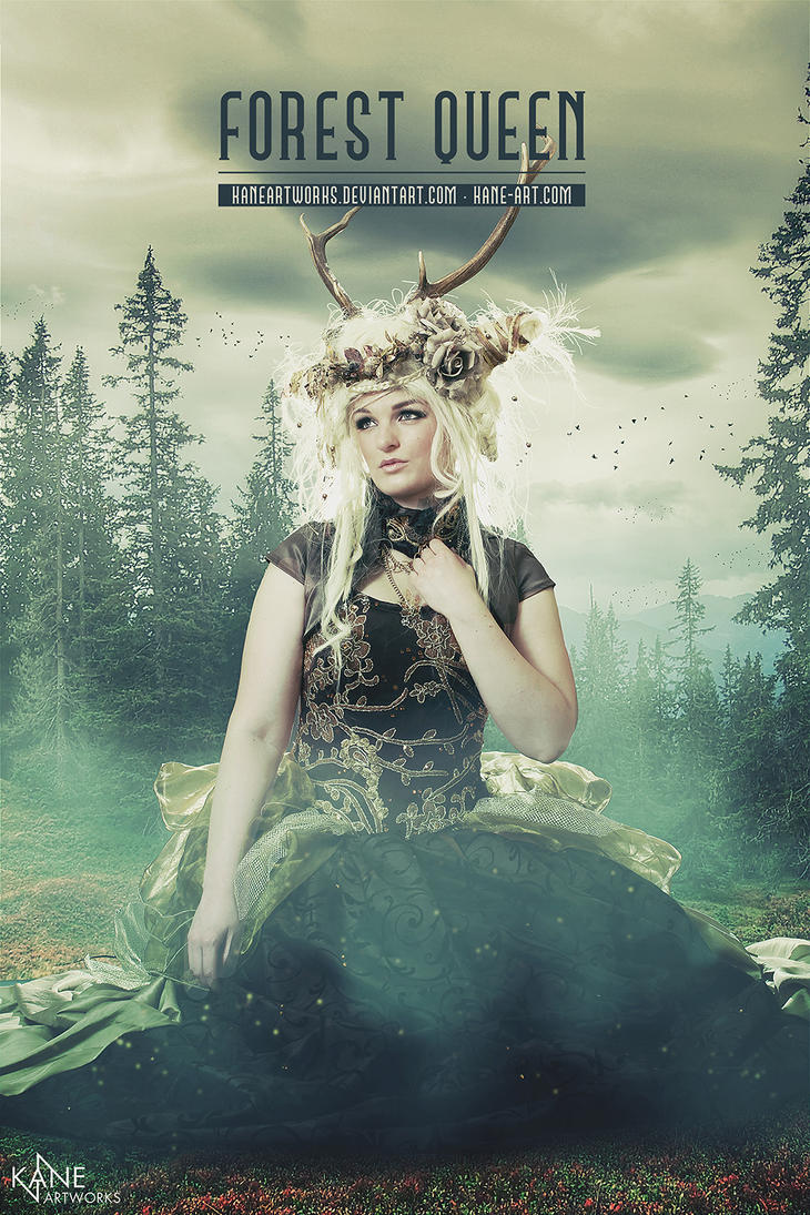 Forest Queen by KaneArtworks