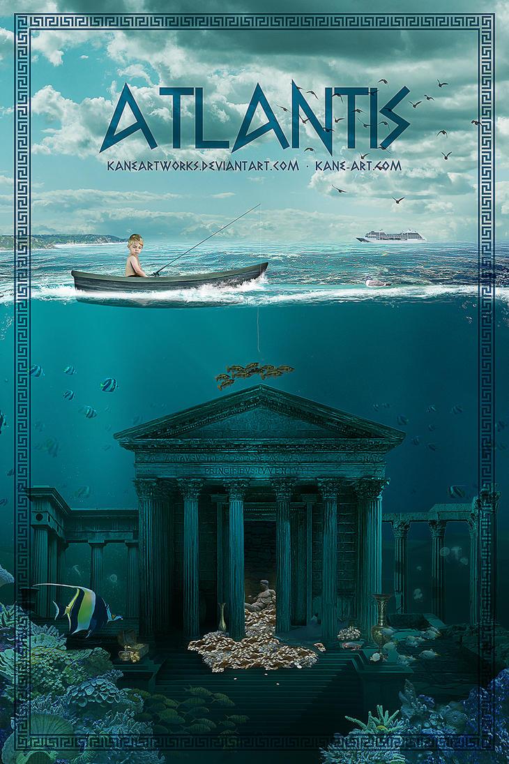 Atlantis by KaneArtworks