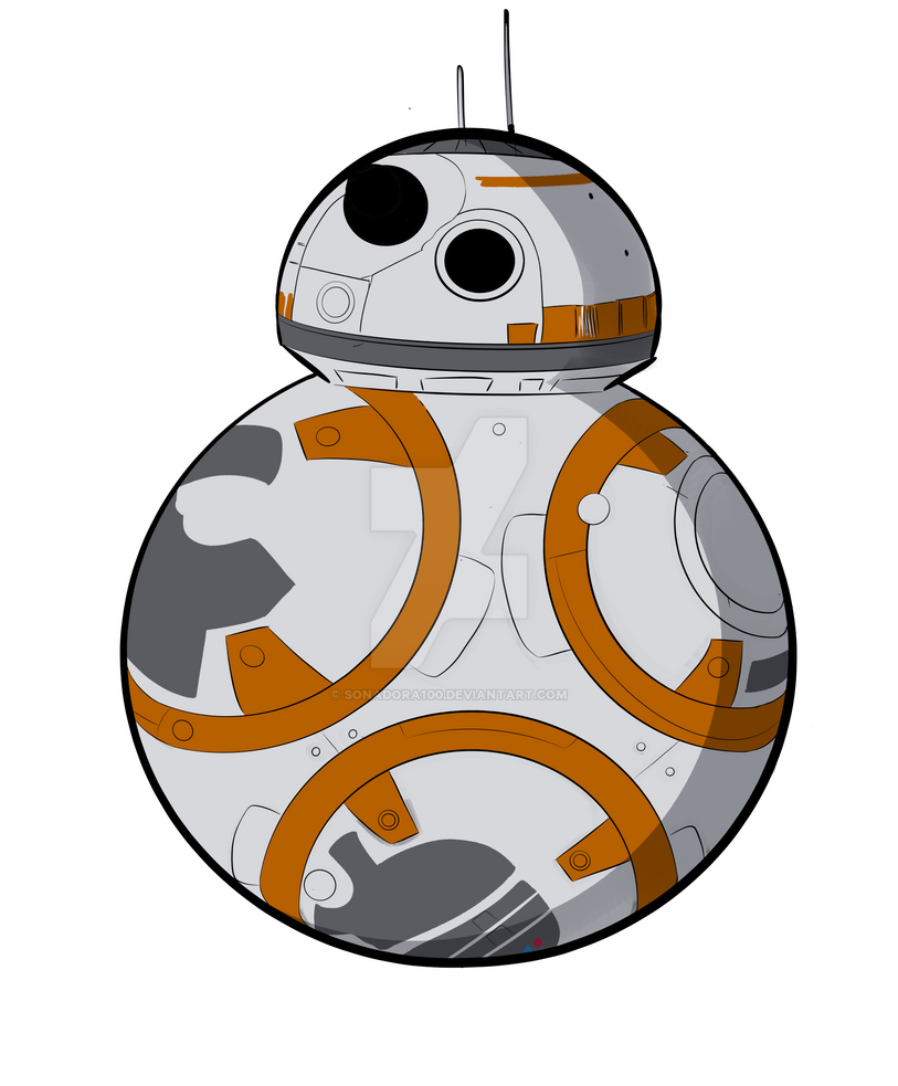 BB - 8 by sonadora100