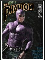 The Phantom still walks